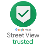 Pie Analysis - Google Map - Trusted Street View