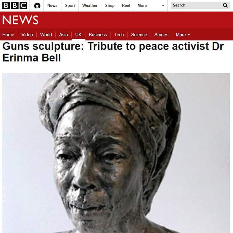 Pie Analysis - Dr Erinma Bell MBE - BBC News