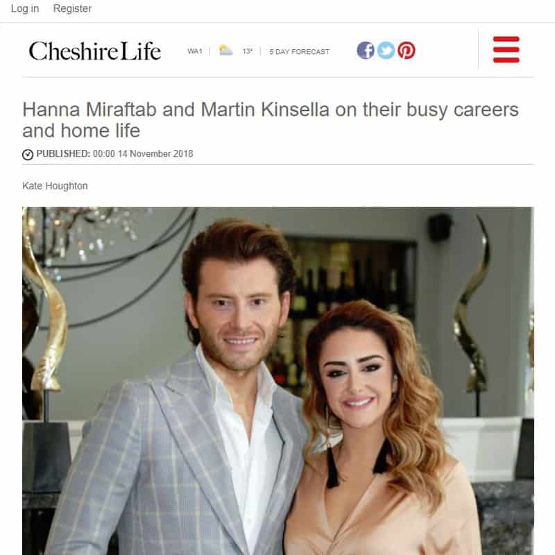 Pie Analysis - Hanna Miraftab - CheshireLife