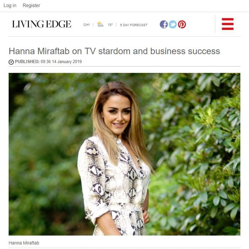 Pie Analysis - Hanna Miraftab - Living Edge