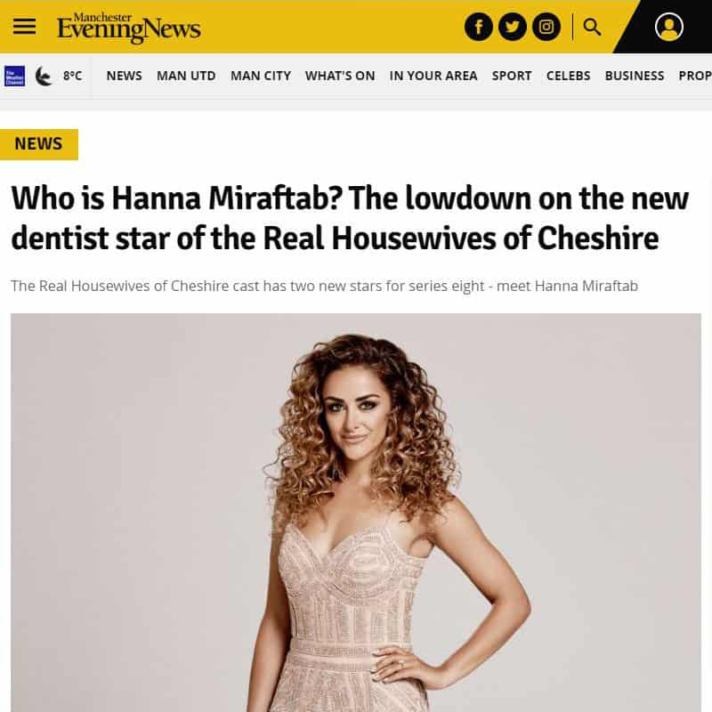 Pie Analysis - Hanna Miraftab - Manchester Evening News