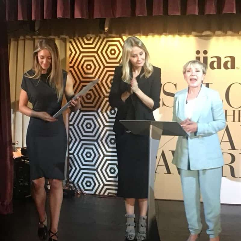 Pie Analysis - Mari Rostern - IIAA Salon of the Year Award
