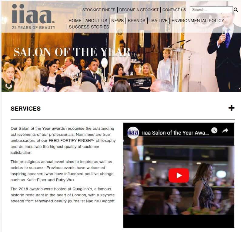 Pie Analysis - Mari Rostern - IIAA Salon of the Year