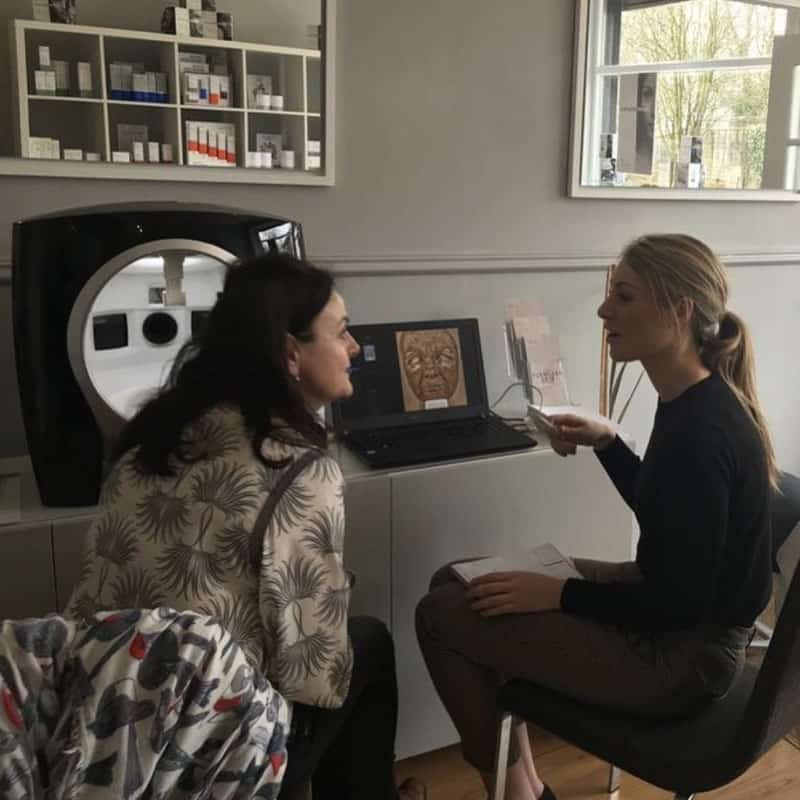Pie Analysis - Mari Rostern - with Client